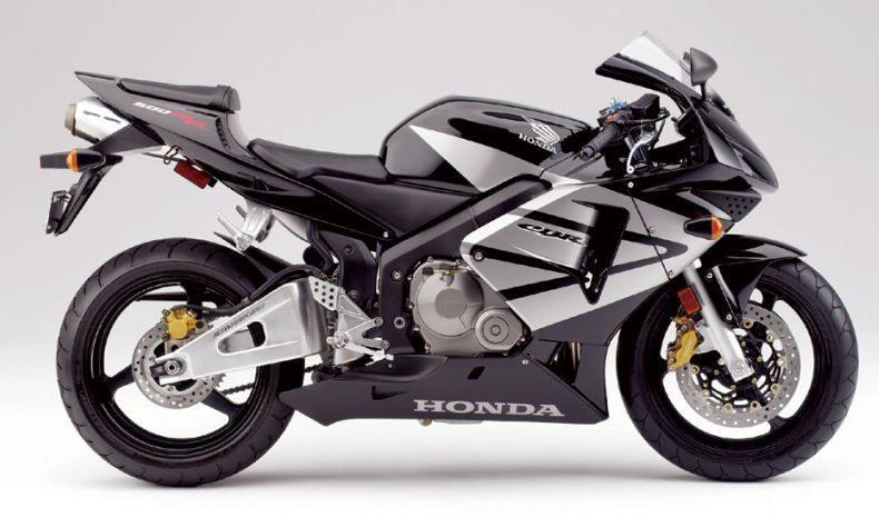 Picture Honda CBR