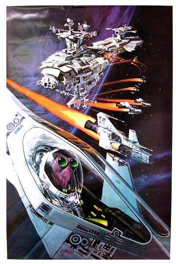 Wanted Classic 1970s Sci Fi Posters And Artwork