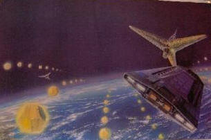 Wanted: Classic 1970s sci-fi posters and artwork
